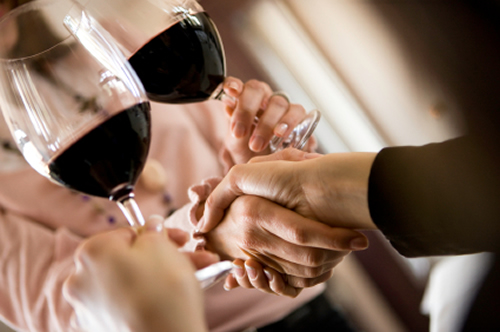 wine business networking