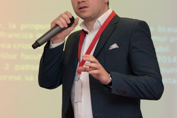 cristian chitu more networking
