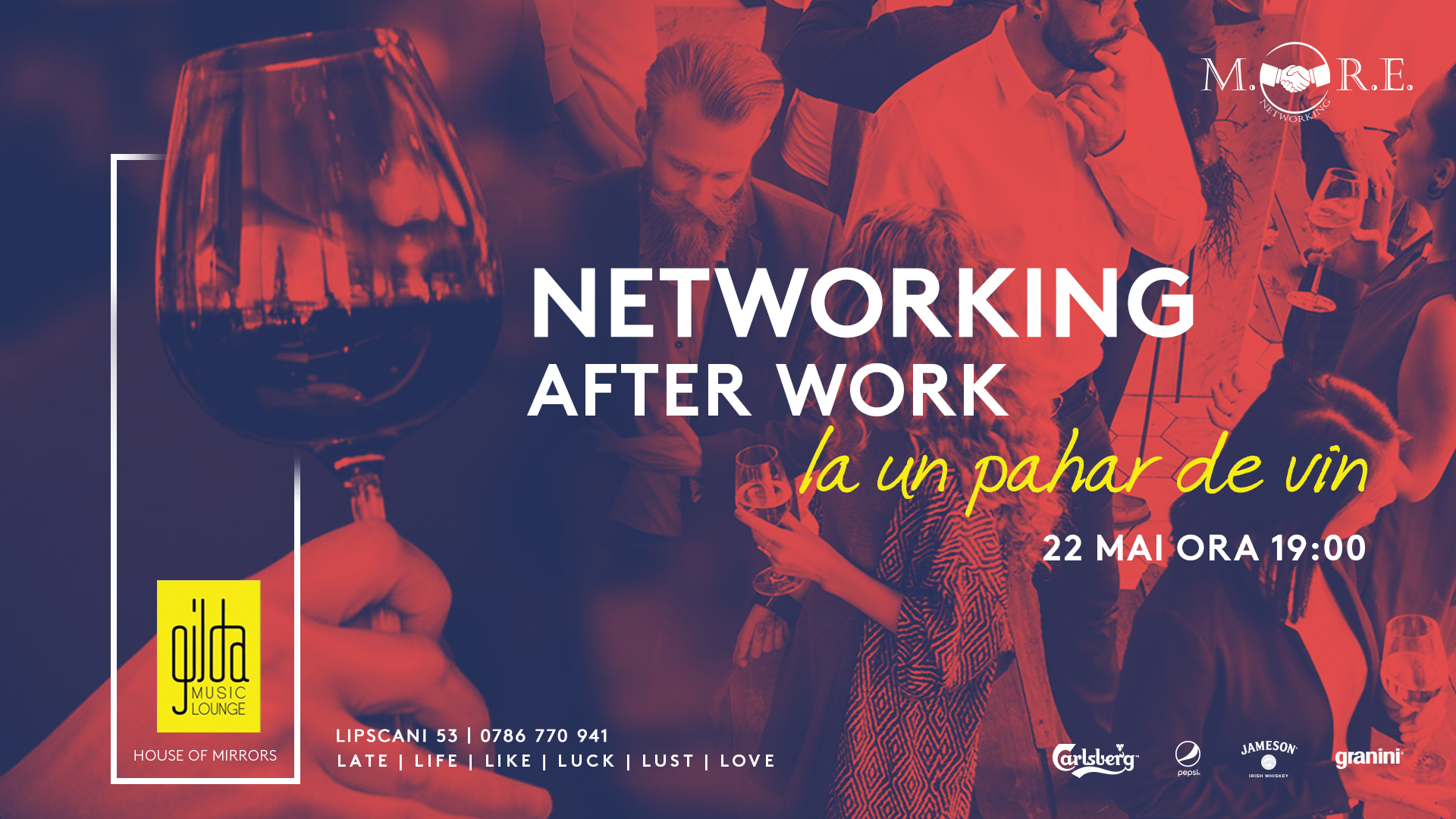 Networking After Work